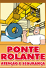 Mini Manual - Ponte rolante / cód.TBS-20